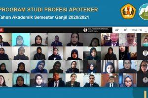 PSPA Ganjil 2020/2021