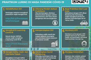 SOP Luring Praktikum COVID-19